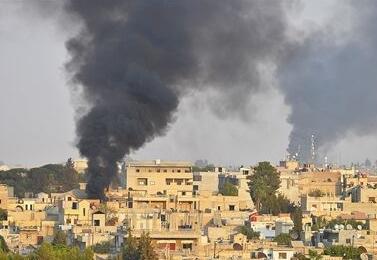 土对叙军事行动多重政治考量 不能不打又不能大打