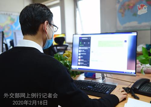 美官员抹黑中国制度 外交部驳斥:无知、偏见、虚伪