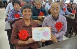 镇海这个村每三年为金婚老人拍摄纪念照 已经持续21年