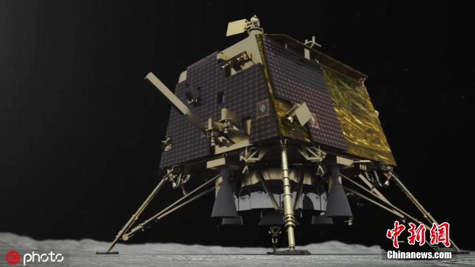 """印重新定位""""月船2号""""登陆器 此前曾失联"""