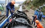 七天七夜奮戰 樂楠水廠恢復正常供水