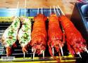 烤龙虾 馋咩?