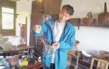 收藏数千件民俗老物件 新昌有位民俗文化保护者