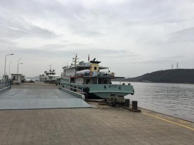 舟山沿海风力将增强到9级 不少船班受影响