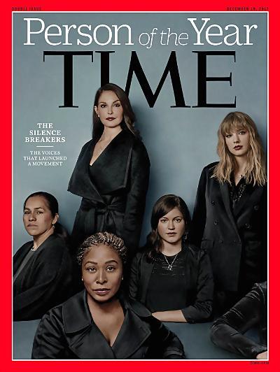 时代周刊2017年度人物
