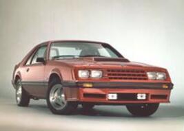 1982福特MUSTANG GT
