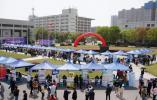 15891个就业岗位,南京建邺区进校园送岗位