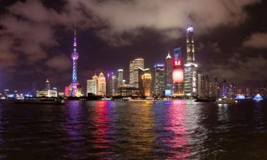 How Pudong rose from the shadows