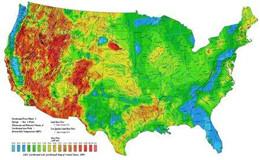 美国 地理环境