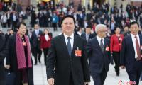 杨维俊代表:守护祁连山的绿水青山