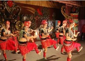 景颇族舞蹈
