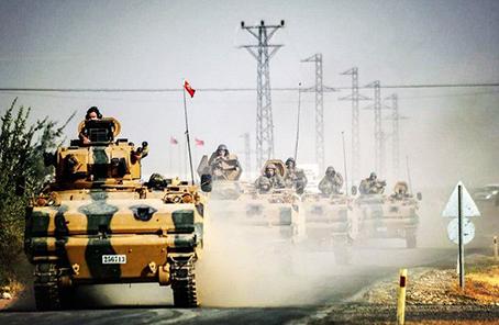 """埃尔多安:土耳其""""无意入侵或吞并叙利亚"""""""