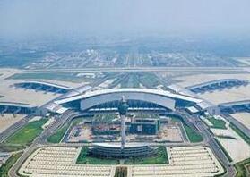 广州白云国际机场全景