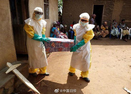 世卫组织宣布:刚果埃博拉疫情为全球卫生紧急事件
