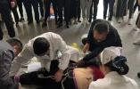 点赞!抚州火车站老人突然昏迷 嘉善医务人员异地急救