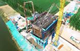 稳固支撑万吨大桥!郑济高铁项目完成120米连续梁0号块混凝土浇筑